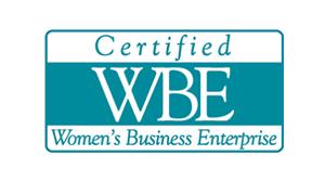 WBE Certified Logo
